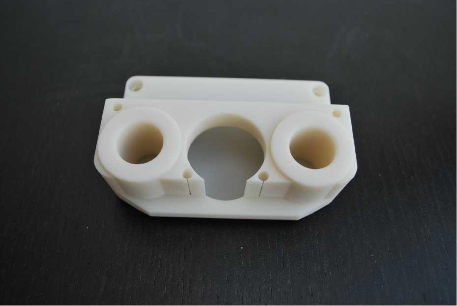 Les matériaux d'impression 3D
