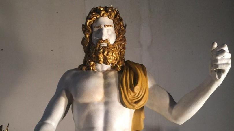 statue impression 3D